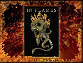 naszywka IN FLAMES - SPINE