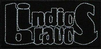 naszywka INDIOS BRAVOS - LOGO  CARTON