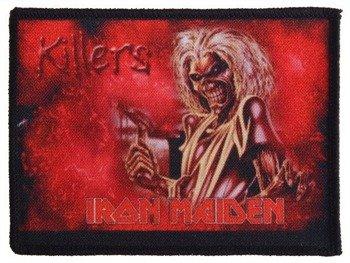 naszywka IRON MAIDEN - KILLERS