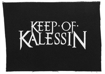 naszywka KEEP OF KALESSIN - LOGO