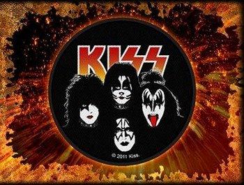 naszywka KISS