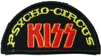 naszywka KISS - PSYCHO-CIRCUS
