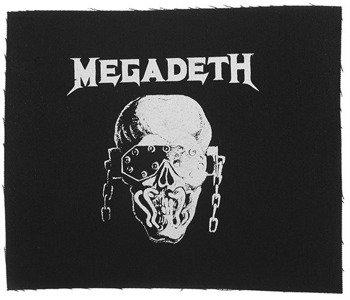naszywka MEGADETH - PEACE SELLS RATTLEHEAD