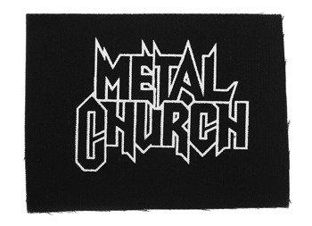 naszywka METAL CHURCH - LOGO