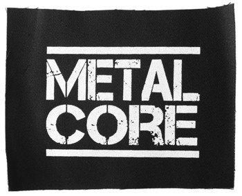 naszywka METAL CORE - SIGN