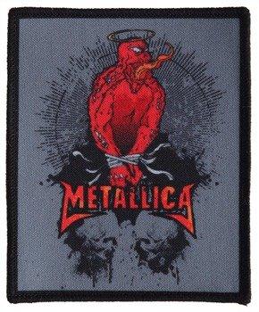 naszywka METALLICA - DEVIL