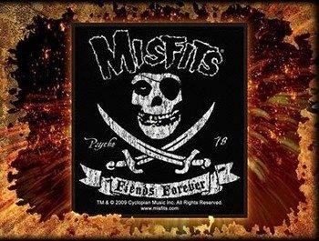 naszywka MISFITS - FIEND FOREVER