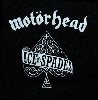 naszywka MOTORHEAD - ACE OF SPADES