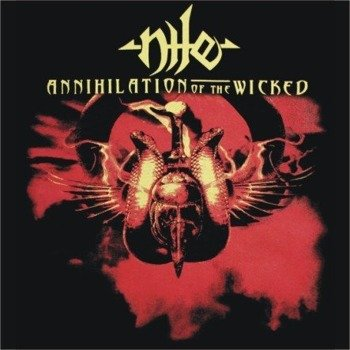 naszywka NILE - ANNIHILATION OF THE WICKED