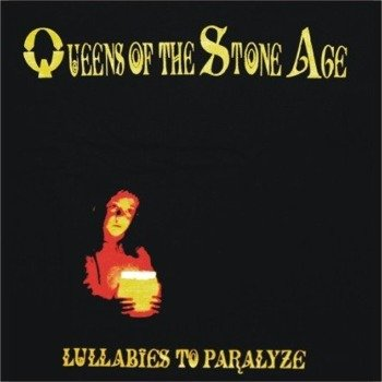 naszywka QUEENS OF THE STONE AGE - LULLABIES TO PARALYZE