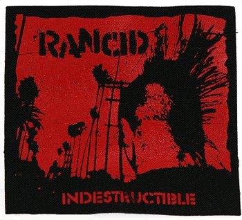 naszywka RANCID - INDESTRUCTION