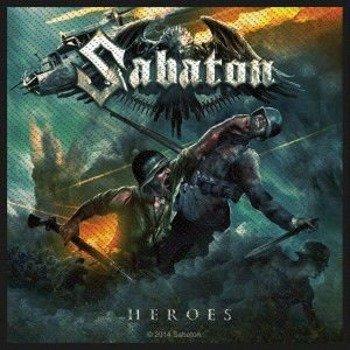 naszywka SABATON - HEROES