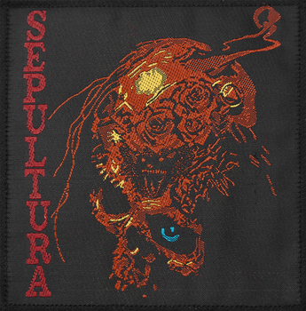 naszywka SEPULTURA - BENEATH THE REMAINS