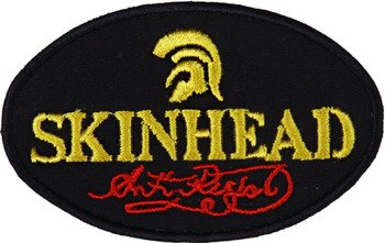 naszywka SKINHEAD