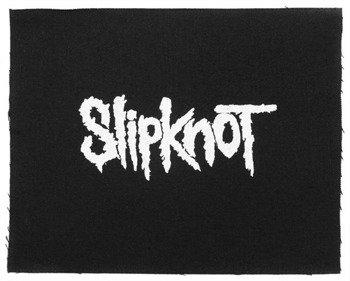 naszywka SLIPKNOT - LOGO WHITE