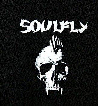 naszywka SOULFLY - SKULL