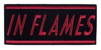 naszywka termiczna IN FLAMES