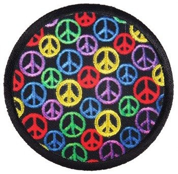 naszywka termiczna PEACE