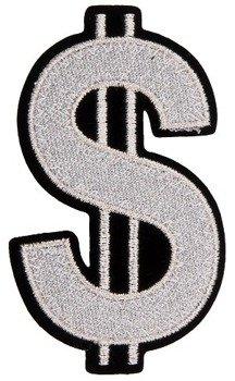 naszywka termiczna SILVER DOLLAR (EP.236)