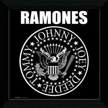 obraz w ramie RAMONES - SEAL