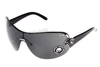 okulary damskie METAL MULISHA - UNDER COVER