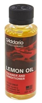 olejek cytrynowy do podstrunnic D'ADDARIO LEMON OIL (PW-LMN)