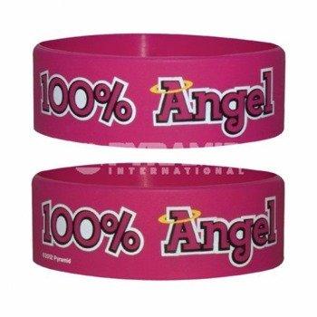 opaska 100% ANGEL silikonowa