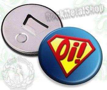 otwieracz do piwa OI! SUPERMAN