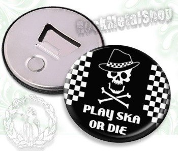 otwieracz do piwa PLAY SKA OR DIE