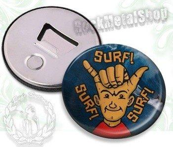 otwieracz do piwa SURF, SURF, SURF