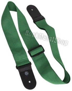 pas do gitary PLANET WAVES, ZIELONY 50mm (PWS107)