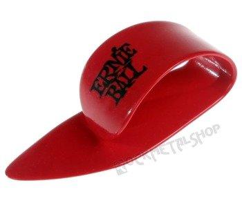 pazurek na kciuk ERNIE BALL RED, duży