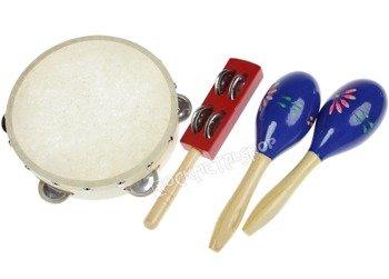 perkusyjny zestaw edukacyjny HAYMAN CPS801