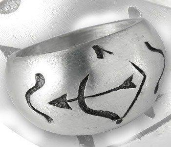 pierścień BOW