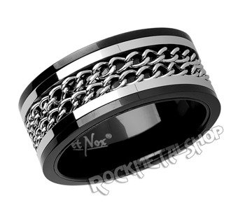 pierścień DOUBLE CHAIN