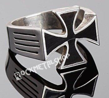 pierścień KRZYŻ MALTAŃSKI