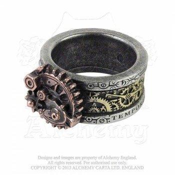 pierścień QUANTA MECHANICA COSMONATALLOGY