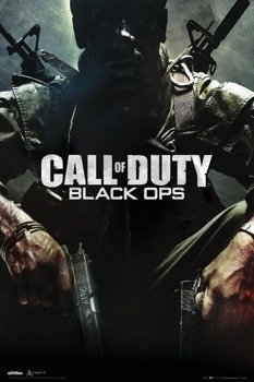 plakat  CALL OF DUTY BLACK OPS - COVER