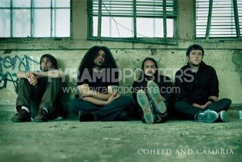 plakat COHEED AND CAMBRIA - GROUP