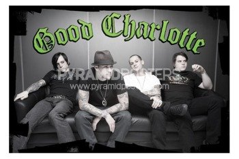 plakat GOOD CHARLOTTE - SOFA