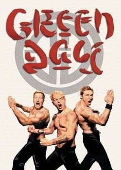plakat GREEN DAY - KUNG FU