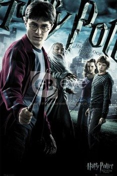 plakat HARRY POTTER 6