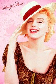 plakat MARILYN MONROE - HAT