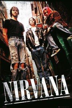 plakat NIRVANA - ALLEY