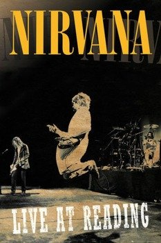 plakat NIRVANA - READING