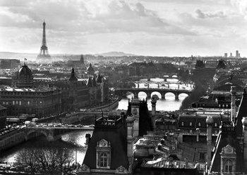 plakat PARIS FRANCE