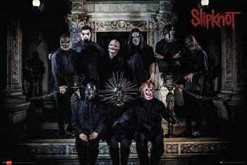 plakat SLIPKNOT - BAND LINE UP (BRAVADO)