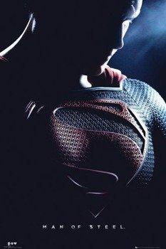 plakat SUPERMAN - MAN OF STEEL