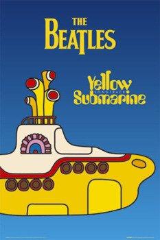 plakat THE BEATLES - YELLOW SUBMARINE
