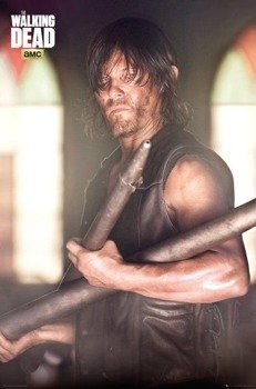 plakat THE WALKING DEAD - DARYL FAITH PORTRAIT